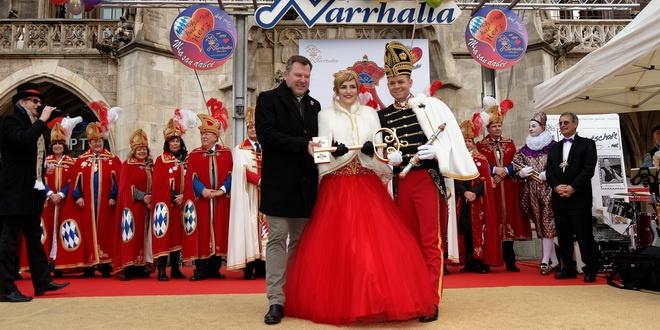 Narrhalla München