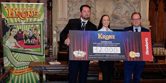 Circus Krone Winterspielzeit 2019/2020 vorgestellt