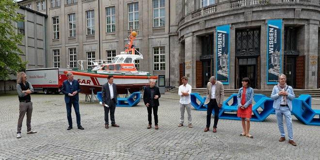 Science Summer & Eulenspiegel Flying Circus im Museumshof des Deutschen Museums