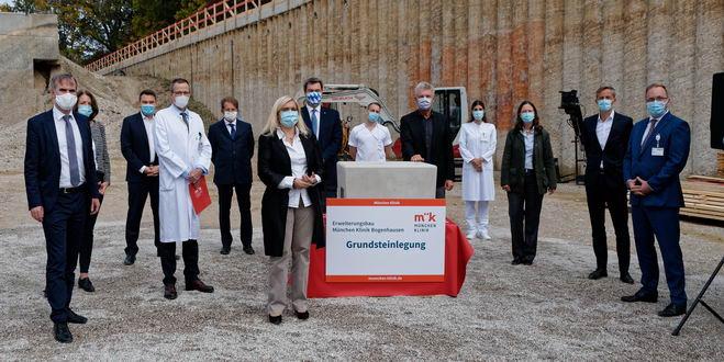 Klinik_Bogenhausen-Grundsteinlegung_Erweiterungsbau