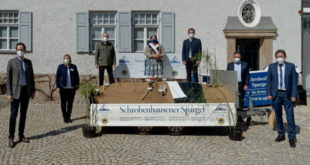 Spargelanstich 2021 Schrobenhausen