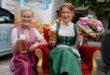 Kroenung Bayerische Bierkoenigin 2021