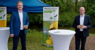 Neuer Wildbienenlehrpfad im Englischen Garten