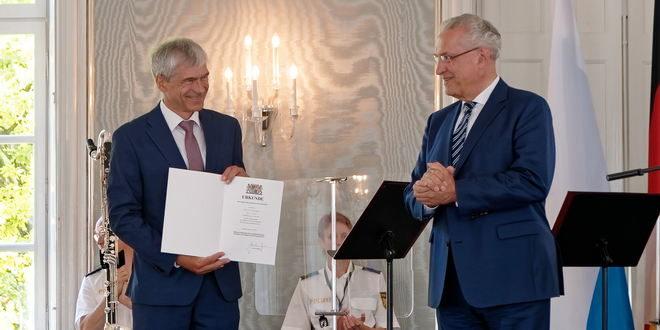 Wechsel an der Spitze des Bayerischen LKA 2021