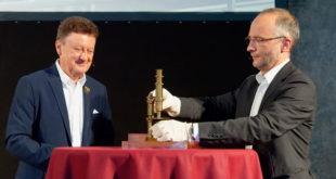 Deutsches Museum - Zeiss neues Mitglied im Gruenderkreis