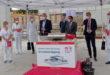 Klinik Harlaching - Grundsteinlegung für Neubau